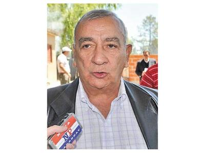 PE  reintegra a amigo de Calé  a Embajada en Buenos Aires