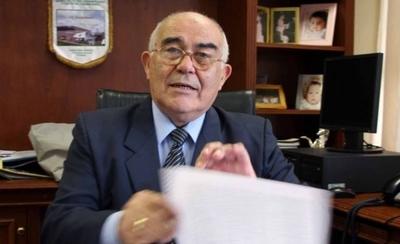 HOY / Ministro rajado peleará para cobrar jubilación de G. 46 millones mensuales