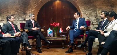 Anuncian apertura de Embajada e interés por carne paraguaya
