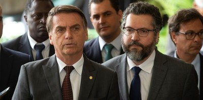 El futuro canciller de Bolsonaro es un furioso crítico de la globalización