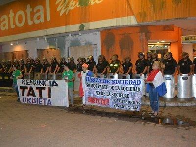 Concepción: Se cumplen 32 noches de movilización ciudadana