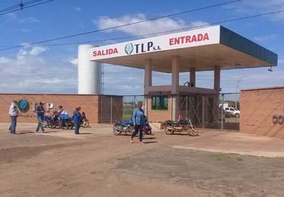 Ciudadanos indignados bloquean entrada a TLP