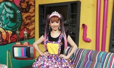 El video del debut de Marilina como animadora de fiestas infantiles