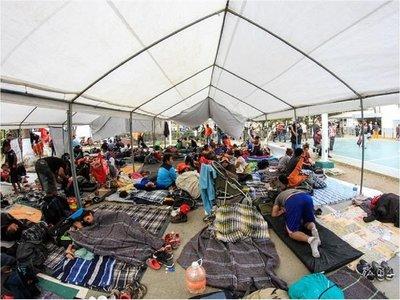 Migrantes: Segunda caravana con rumbo a Tijuana