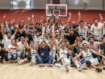 Felicitan organización de Olimpia Kings