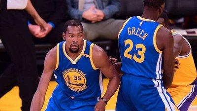 Green a Durant: 'Vete, no te necesitamos'
