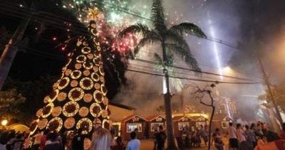 """Foz de Yguazú prepara octava edición de """"Navidad de las Cataratas"""""""