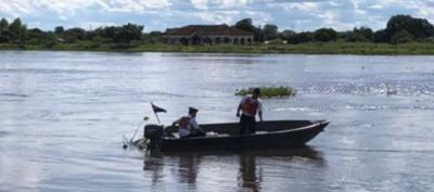 Estudiante desapareció en aguas del río Paraguay – Prensa 5