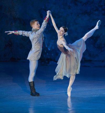 """Ballet ruso presenta """"Cascanueces"""" en el BCP, este domingo"""