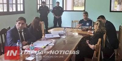 CASO PINHEIRO: SUSPENDEN AUDIENCIA TRAS RECUSACIÓN A JUEZA Y AGENTE FISCAL.