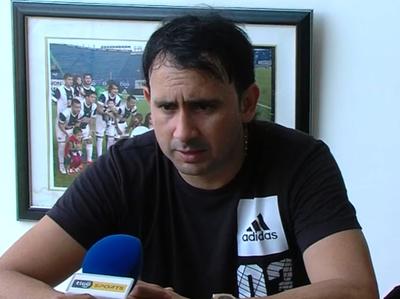 Palabras de Omar Molinas, jugador de Santaní