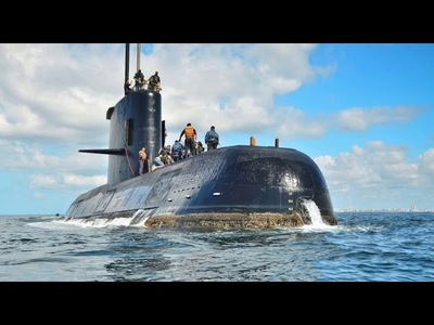 Fin de la búsqueda: encontraron los restos del submarino ARA San Juan
