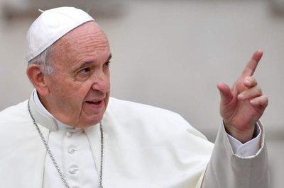 El papa pide más mujeres en puestos de responsabilidad en la Iglesia