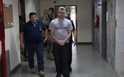 """Marcelo """"Piloto"""" asesinó a una mujer en la Agrupación Especializada"""
