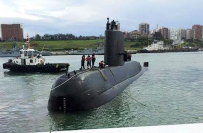 Macri promete investigar lo ocurrido con el Submarino ARA San Juan