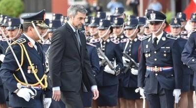 Abdo raja al comandante y subcomandante de la Policía: Villamayor sigue en Interior