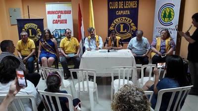 Expo Capiatá será con acceso gratuito al público