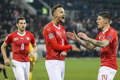 Suiza e Inglaterra avanzan a la Final Four