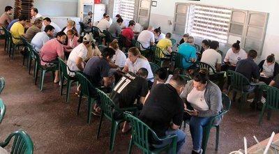 Se inició el censo en  Tacumbú para conocer situación de internos