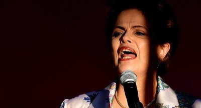 """Dilma Rousseff: Brasil entró en un camino muy """"trágico"""" y corre el riesgo de perder su democracia"""