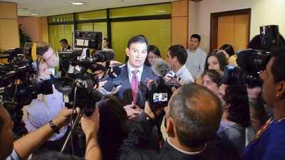 La Policía Nacional debe ser depurada, dice Silvio Ovelar