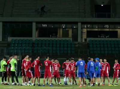 Buena complementación entre Osorio y los jugadores