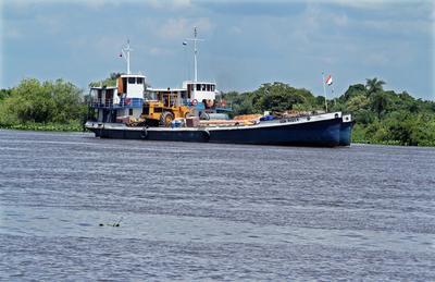 Paraguay y Argentina trabajan para encontrar solución a navegabilidad de ríos