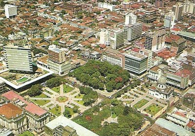 Ministerio de Urbanismo y SNC avanzan plan de revitalización del centro histórico de Asunción