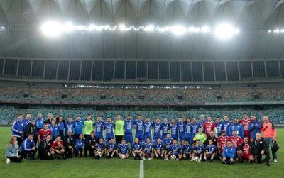 Paraguay enfrenta su primer amistoso en la era Osorio