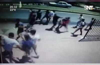 Reportes Ciudadanos: otra batalla campal de estudiantes