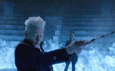 """▶ """"Los Crímenes de Grindelwald"""" debuta con 62 millones de dólares"""
