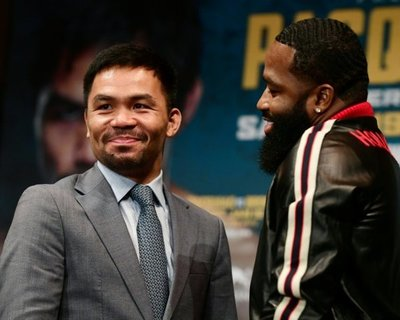 Pacquiao confirma pelea con Broner