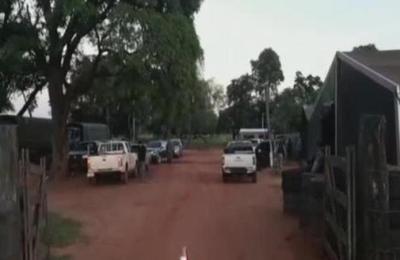 Secuestran y asesinan a colono brasileño