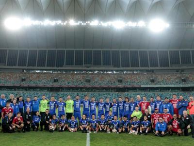 Sudáfrica vs. Paraguay es la cita amistosa