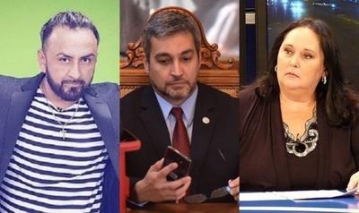 """HOY / ¿Mediáticos e 'influencers' financiados por el Gobierno?: En Twitter Marito """"sí es de la gente"""""""