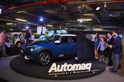Automaq presenta una nueva SUV que llegó para seducir