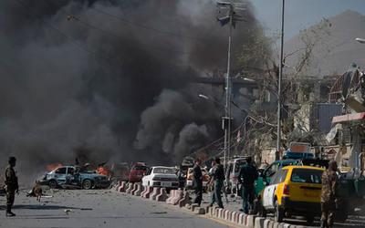 Explosión de Kabul dejó al menos 40 muertos y 80 heridos