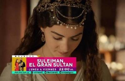 ¡No te pierdas el avance de Suleiman, El Gran Sultan!