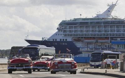 Más de 700 mil turistas llegaron en cruceros a Cuba