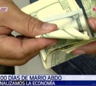 100 días de Mario Abdo Benítez: Sin cambios radicales en economía