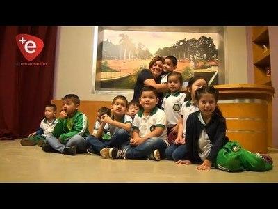 Niños visitaron Mástv y Radio Encarnación!!