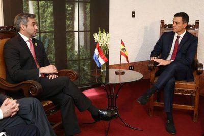 Paraguay y España trabajan en acuerdos para aumentar intercambio comercial