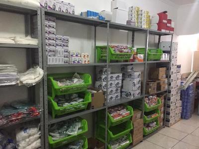 Fiscalía requisa gran cantidad de medicamentos presumiblemente de contrabando