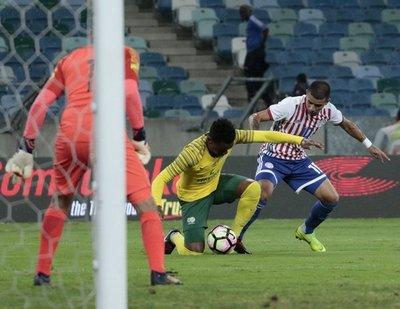 Paraguay extiende su racha de amistosos sin ganar