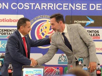 Matosas debutará como DT de Costa Rica ante Estados Unidos