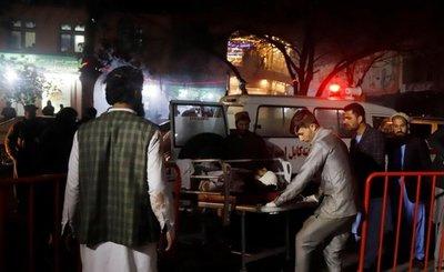 Al menos 50 muertos por atentado en un salón de bodas de Afganistán