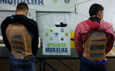 Operativo Muralha requisó 7.715 de marihuana en 15 días