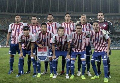 Paraguay empata ante Sudáfrica en el debut de Osorio
