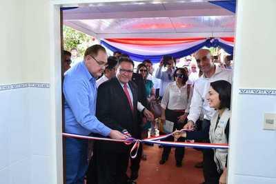 Habilitan nueva Unidad de Salud de la Familia en Minga Guazú