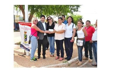 """La comisión """"Concepción de mis amores"""" recibe importante aporte"""